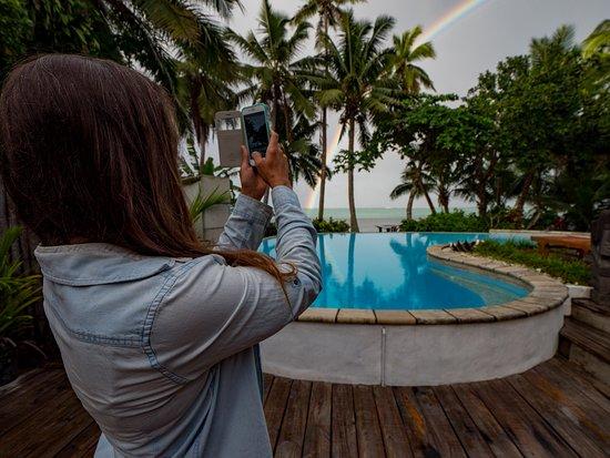 Vunaniu, Fiji: Rainbow pool