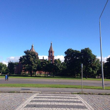 Foto de Kasarmintori ja ortodoksinen kirkko