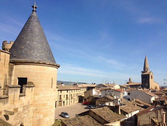 Navarra excursiones: Castillo de Olite