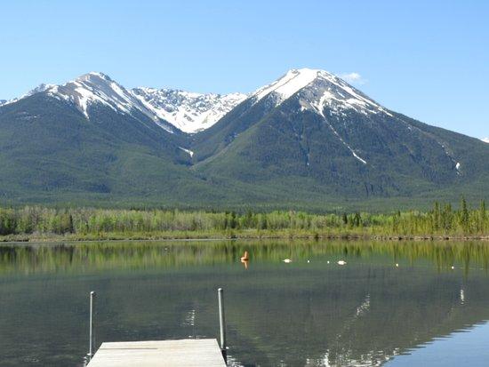 Vermilion Lakes: Vermillion Lakes