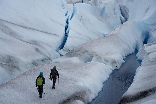 Above & Beyond Alaska: Unedited photo. What a beautiful view!