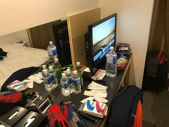 Sotetsu Fresa  Inn Nihombashi Ningyocho : TV table