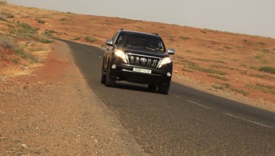 Morocco Time Travels: Drive the Sahara by a comfortable 4 WD
