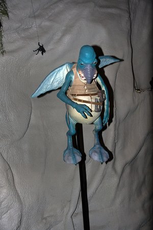 ปอลส์เวลลีย์, โอคลาโฮมา: Star Wars Character