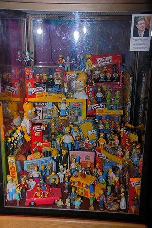 ปอลส์เวลลีย์, โอคลาโฮมา: The Simpsons
