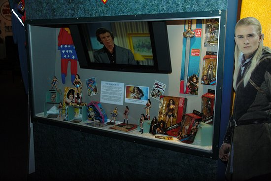 Toy and Action Figure Museum: Wonder Woman