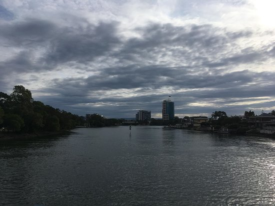 Gold Coast 1.5-Hour Sightseeing River Cruise from Surfers Paradise: View from the cruise..