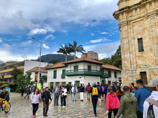 Beyond Colombia Free Walking Tour Bogota照片