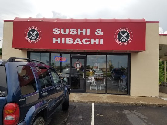 Car Dealerships In Richmond Ky >> Good For The Low Price Review Of Brady S Sushi And Hibachi
