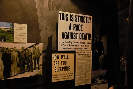 Dallas Holocaust and Human Rights Museum: News articles