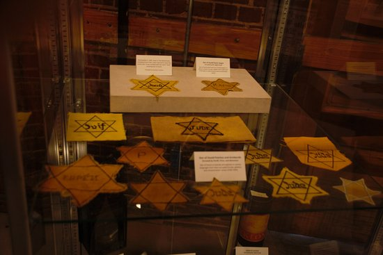 Dallas Holocaust and Human Rights Museum: Patches