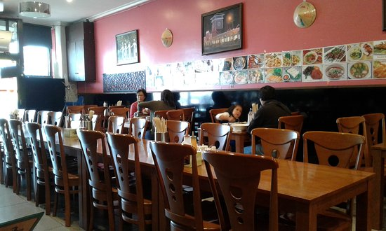 Saigon One: Dinning Area