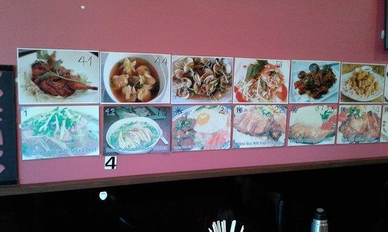 Saigon One: Information Board