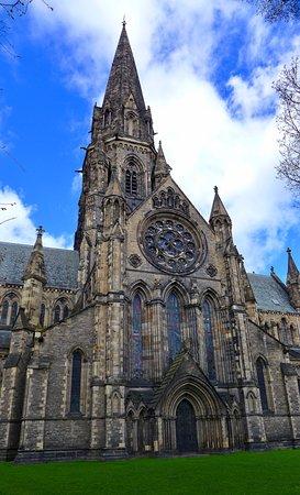 St. Mary's Cathedral: St Mary's Cathedral - Central Spire