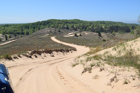 Saugatuck Dune Rides: more sand dunes and trails