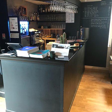 Cafemadd: L'intérieur du restaurant