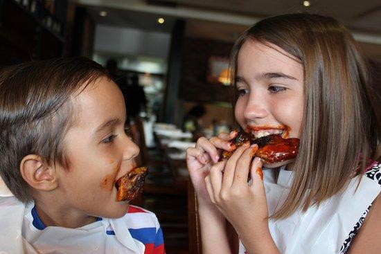 Tony Roma's: Kids Eat Free every Wednesday!