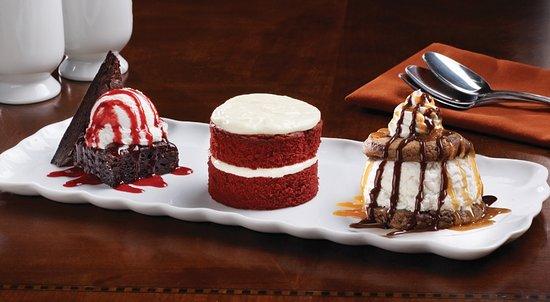 Tony Roma's: Dessert Trio