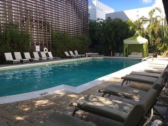 Dorchester Hotel South Beach Miami