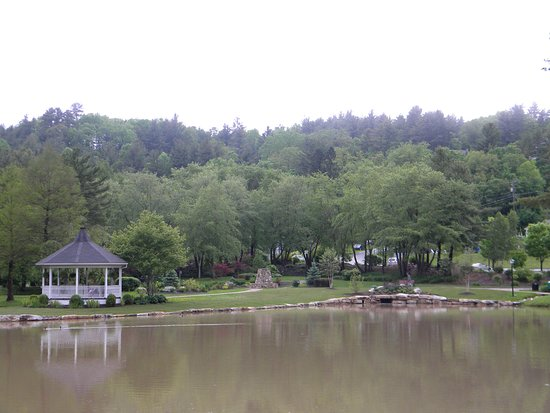 Broyhill Park : Pond