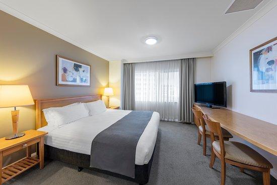 Nesuto Canberra Apartment Hotel : Studio