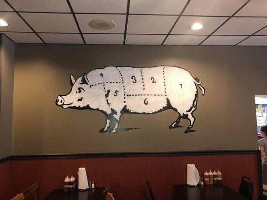 Sweet Smoke BBQ: Pig