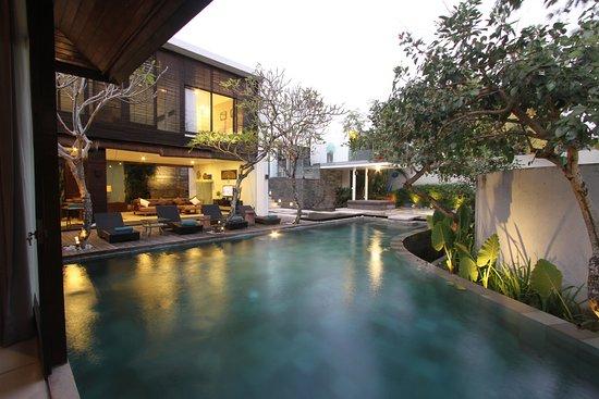 Paya Paya Villa: View From Master Bedroom