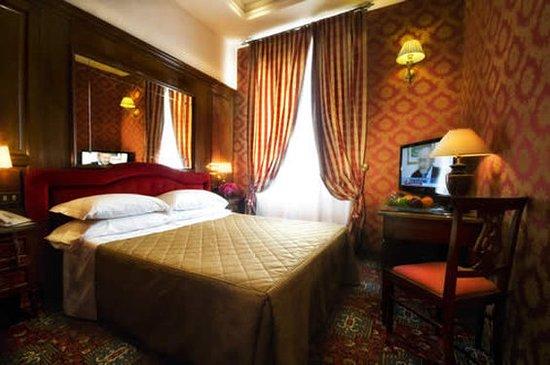Hotel Morgana Via Filippo Turati Roma
