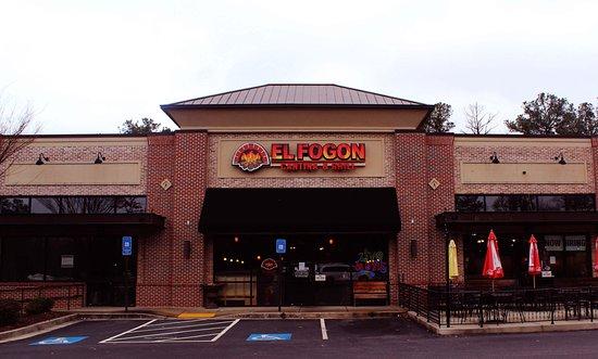 Dacula, GA: El Fogon Cantina & Grill