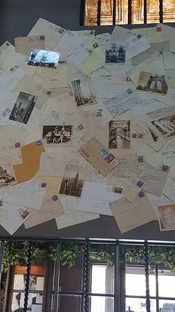 The Postmark Grille: fan mail