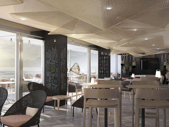 Novotel thalassa le touquet hotel le touquet paris for Hotel avec piscine le touquet