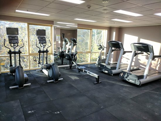 Nesuto Canberra Apartment Hotel: Upgraded Gym