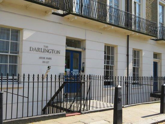 The Darlington Hyde Park: Front Door