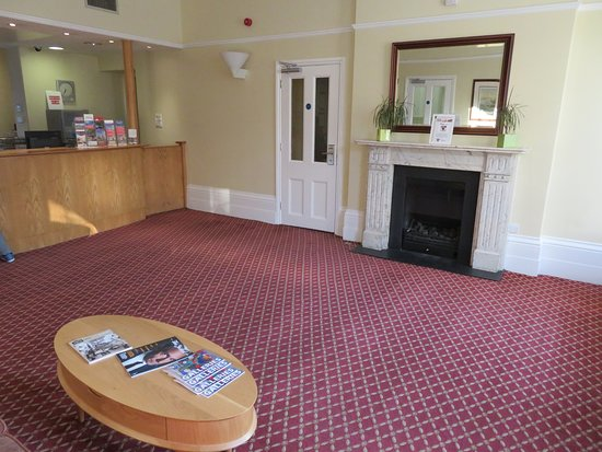 The Darlington Hyde Park : Hotel Lobby