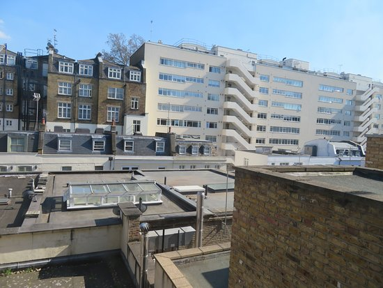 The Darlington Hyde Park : View from Room 206