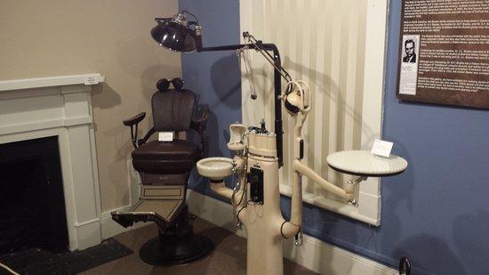 Dallas, NC: Dental Chair