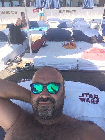 BLM Beach : süper