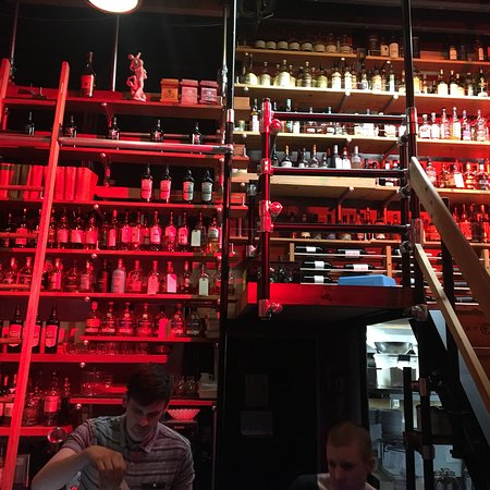 Fets Whisky Kitchen: Happy faces