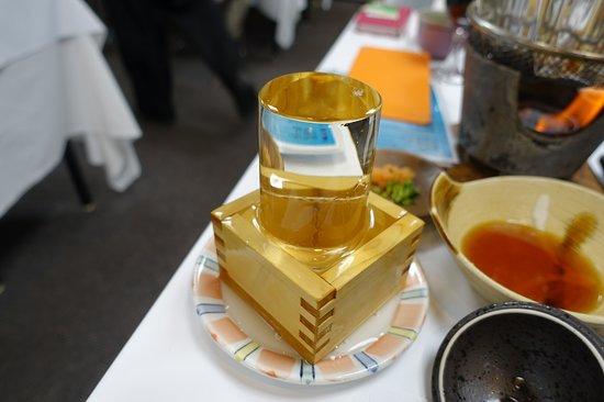 Mombetsu Prince Hotel : /_/_/_/_/_/_/_/ 2018.4 撮影 日本酒