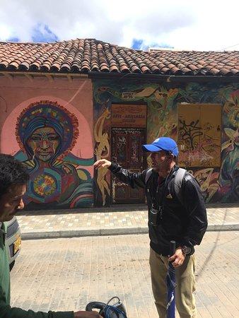 The Original Bogota Graffiti Tour: La Candelaria