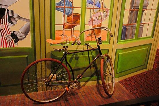 Science Museum Oklahoma: bicycle