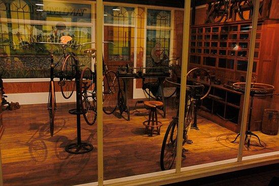 Science Museum Oklahoma: Wright Brothers exhibit