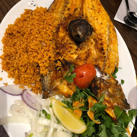Good Halal Food Places In London