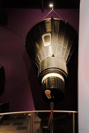 Science Museum Oklahoma: space capsule