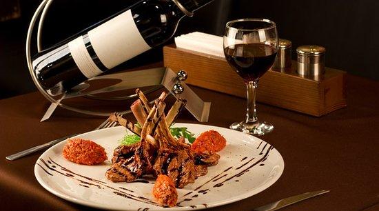 RuSeasons restaurant-club : lamb)))