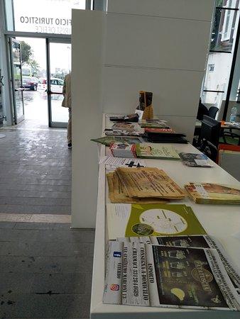 Ufficio Turistico: Very helpful service