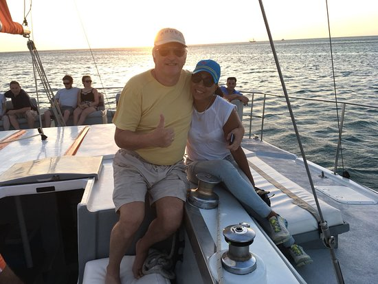 Octopus Sailing Charters: Octopus Aruba Sunset Sailing The Best Deal Ccoktails Rum Punch Aruba Ariba Caribbean Sea Beautif