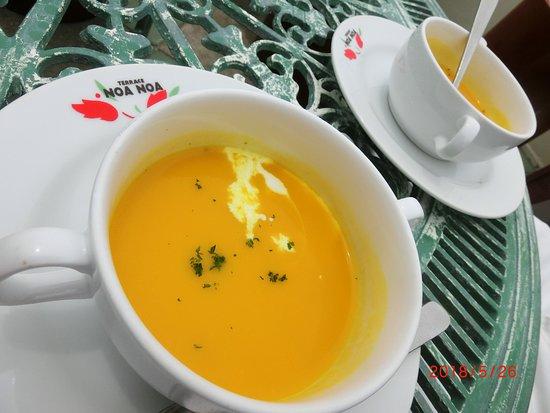 Noa Noa: かぼちゃのスープ