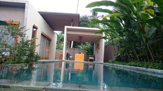 Senetan Villas & Spa Resort照片