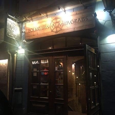 Folkklubs Ala Pagrabs Photo